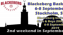 Blackeberg Basket Cup 2019